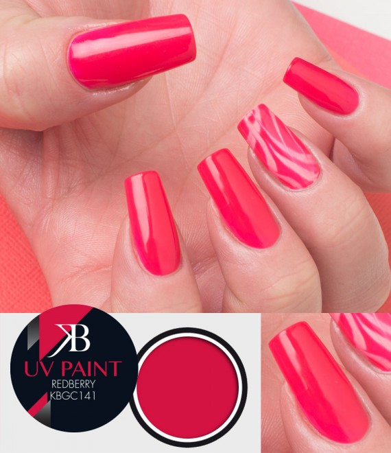 UV Paint Redberry