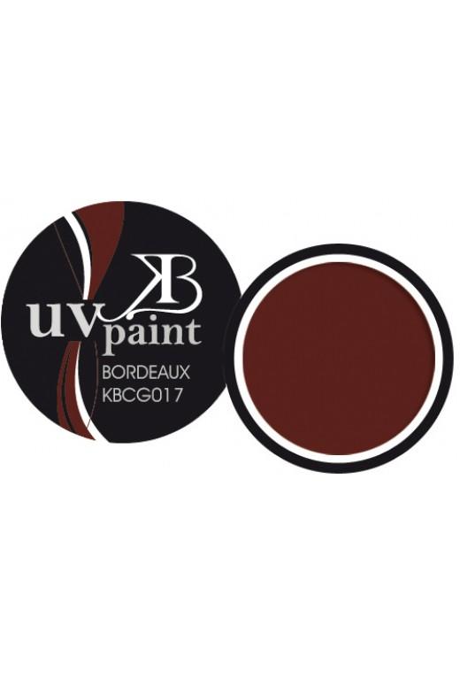 UV Paint Bordeaux