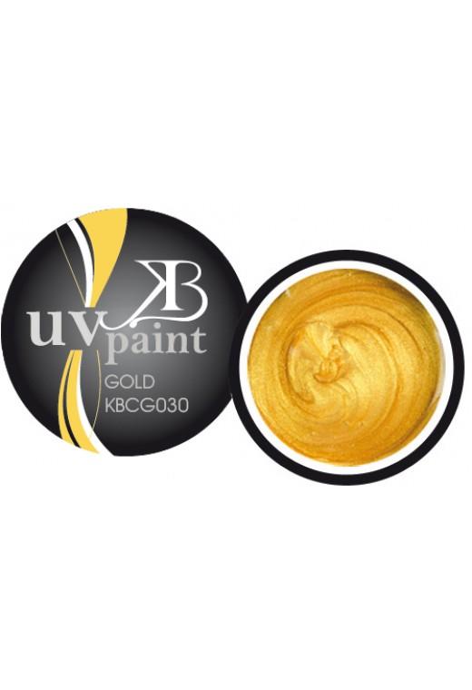 UV Paint Gold