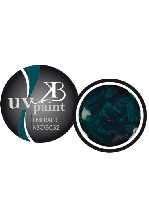 UV Paint Emerald *In esaurimento