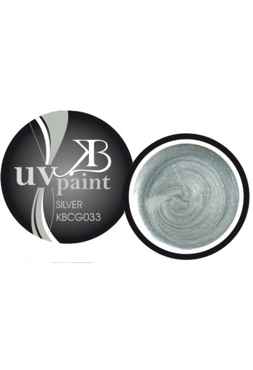 UV Paint Silver *In esaurimento