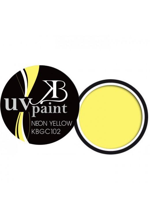 UV Paint Neon Yellow *In esaurimento