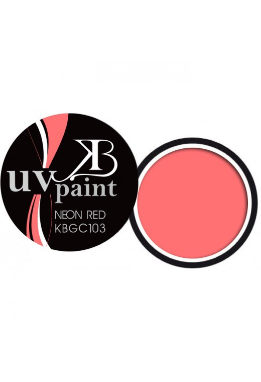 UV Paint Neon Red *In esaurimento