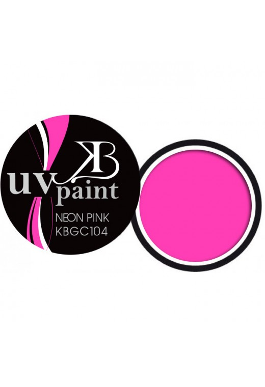 UV Paint Neon Pink