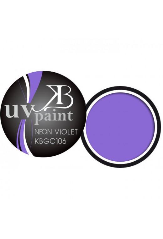 UV Paint Neon Metallizzato Violet *In esaurimento