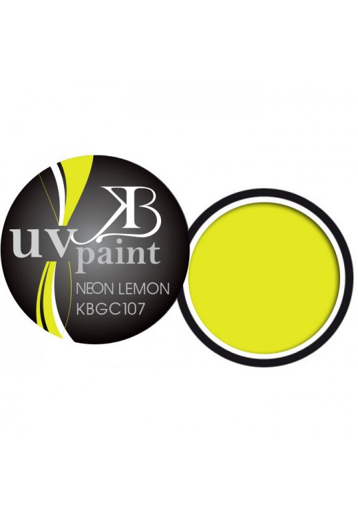 UV Paint Neon Metallizzato Lemon *In esaurimento
