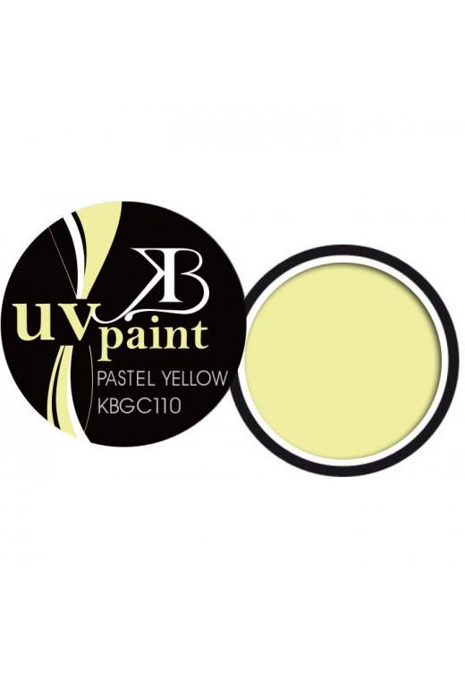 UV Paint Pastel Yellow *In esaurimento