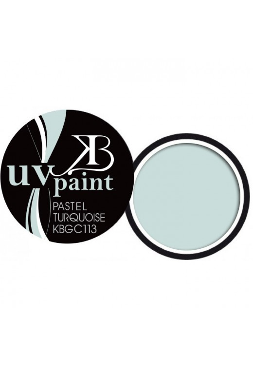 UV Paint Pastel Turquoise *In esaurimento