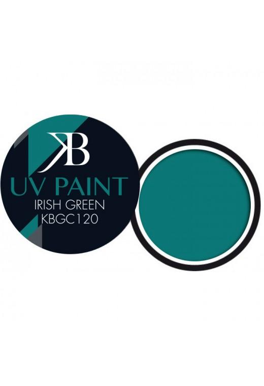 UV Paint Irish Green  - Dalla collezione Mistique
