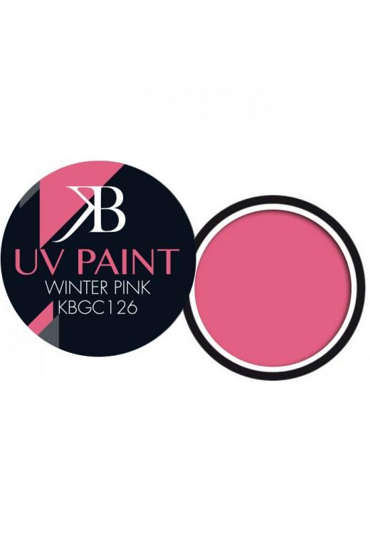 UV Paint Winter Pink