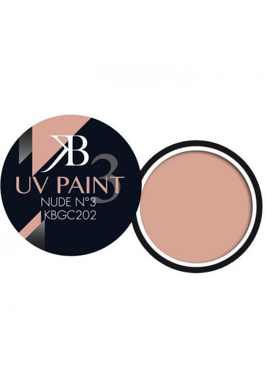 UV Paint Nude n°3