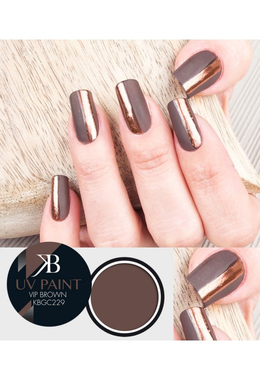 UV Paint Vip Brown