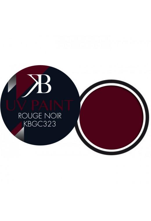 UV Paint Rouge Noir