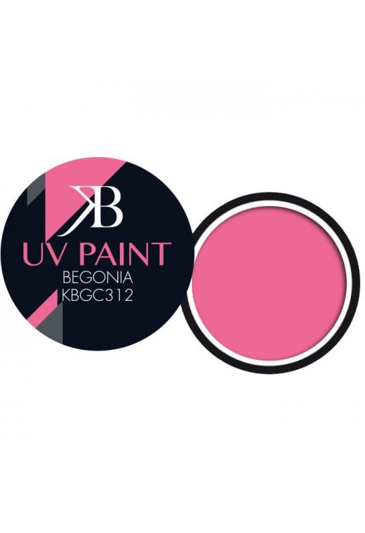 UV Paint Begonia