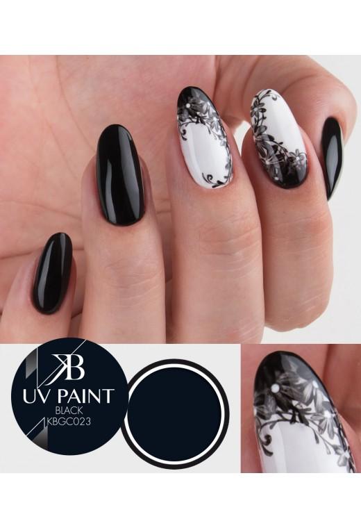 UV Paint Black