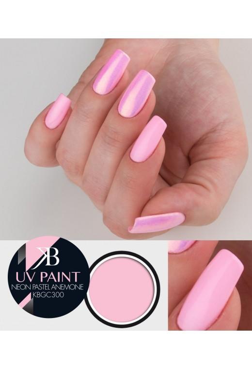 UV Paint Neon Pastel Anemone