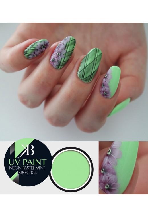 UV Paint Neon Pastel Mint