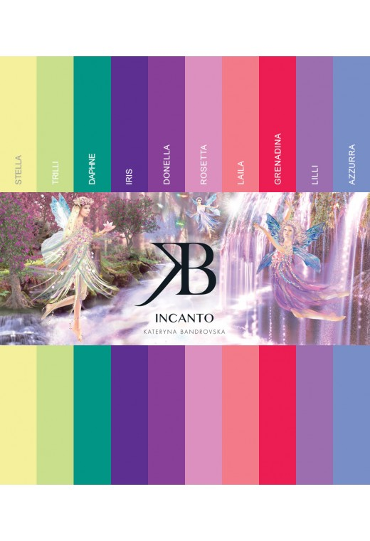 Kit Incanto (10 UV Paint)