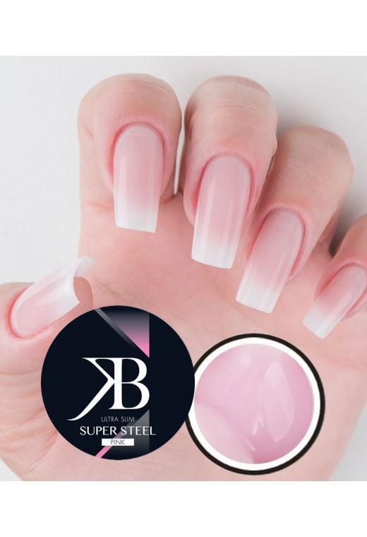 Super Steel Pink (15, 50, 100 ml)