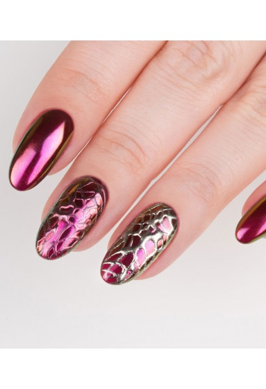 Super Chrome Pink (pigmento)
