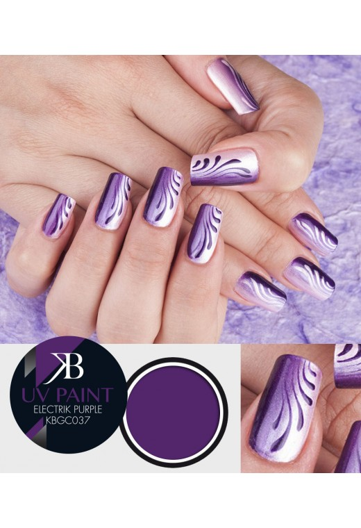 UV Paint Electrik Purple *In esaurimento