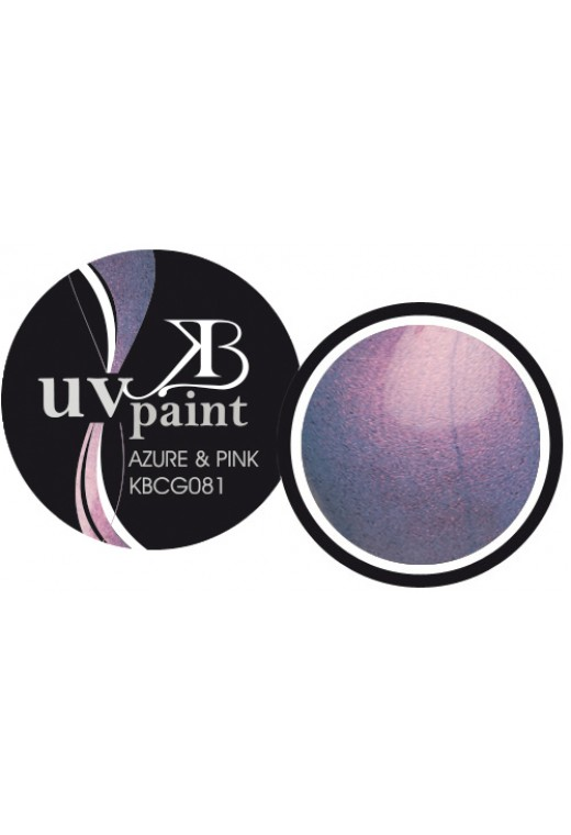 UV Paint Azure & Pink