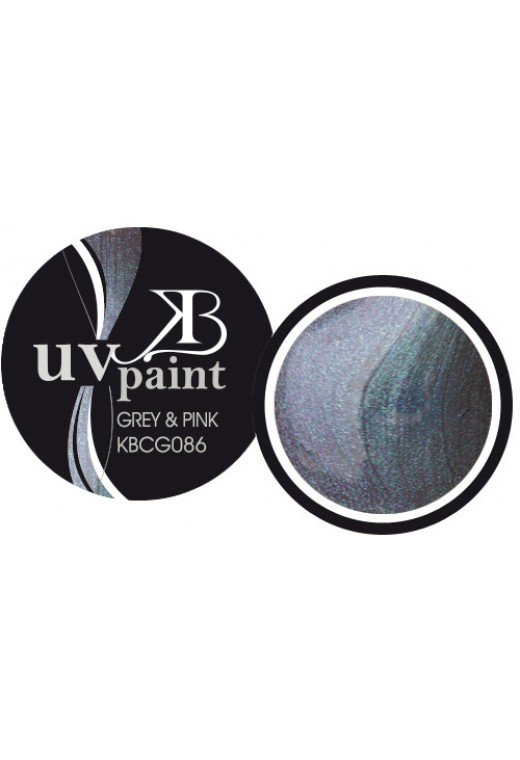 UV Paint Grey & Pink *In esaurimento