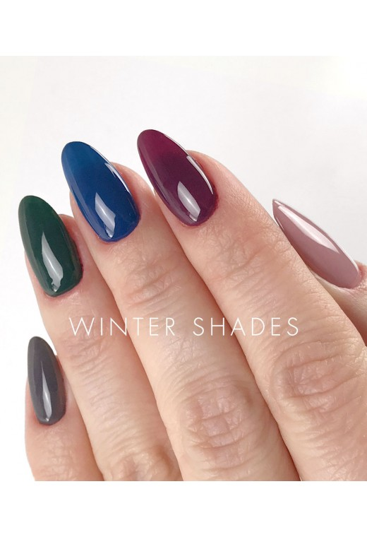 Winter Shades Collection (5 UV Paint)